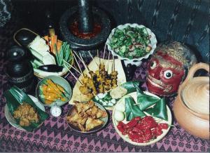 Raffles' Southeast Asian Food