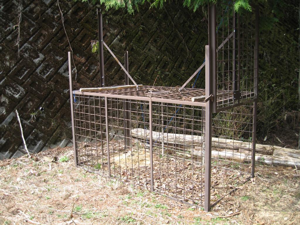 ojisan's deer trap